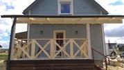 Строительство каркасных,  деревянных,  брусовых домов