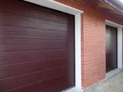 Ворота для гаража. Гаражные ворота.