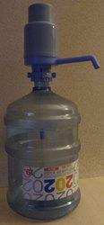 Комплект для питьевой воды (бутыли с механической помпой)