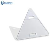 Бирка кабельная маркировочная треугольная У-136