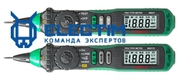 Мультиметр с бесконтактным пробником напряжения MS 8211,  MS 8211D