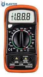 Мультиметры цифровые MAS838 (КВТ)